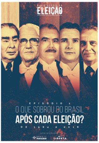 Episódio 1: O que sobrou do Brasil - Parte 1