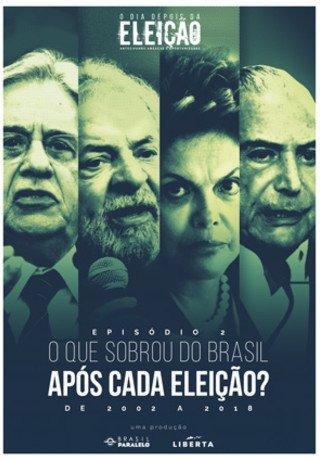 Episódio 2: O que sobrou do Brasil - Parte 2